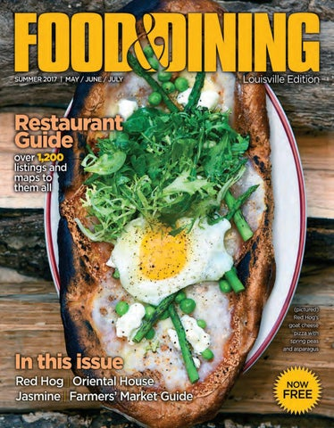 Summer 2017 (vol 56) by Food & Dining Magazine - issuu