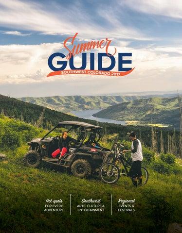 Summer Guide Southwest Colorado 2017 by Ballantine