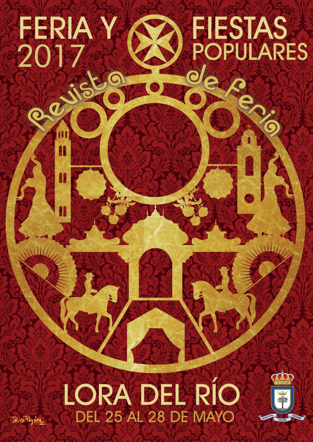 Revista De Feria De Lora Del R O 2017 By Concejal A De Ciudadan A  # Muebles Rendon Barbate