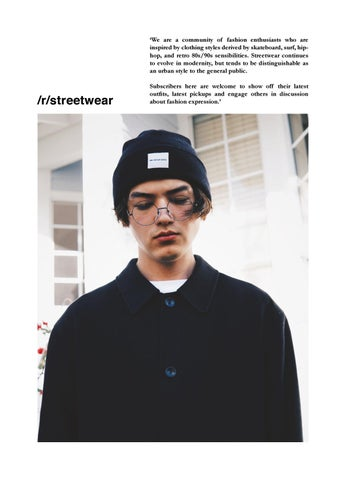 Reddit streetwear publication by dan issuu page 1 ccuart Choice Image