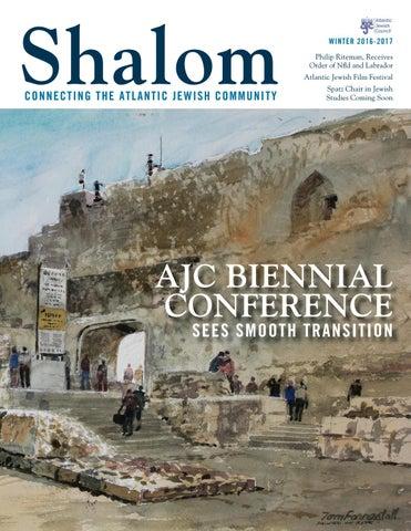 Shalom Magazine Winter 2016-2017