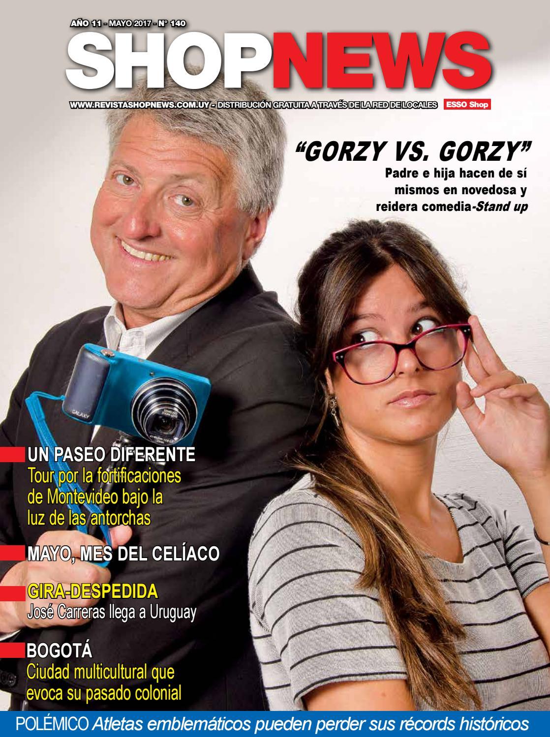 Revista SHOP NEWS Edición mayo 2017 by Pedro Loop - issuu