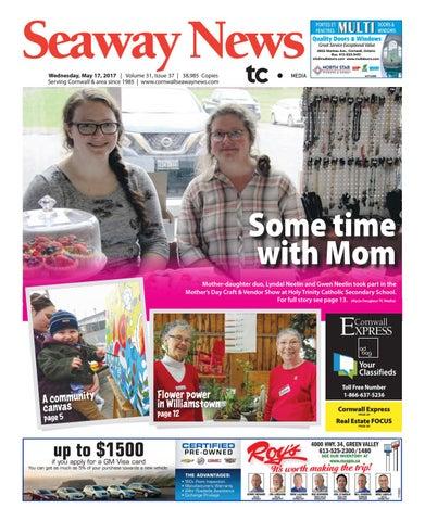 Cornwall Seaway News May 17 2017 Edition By Cornwall