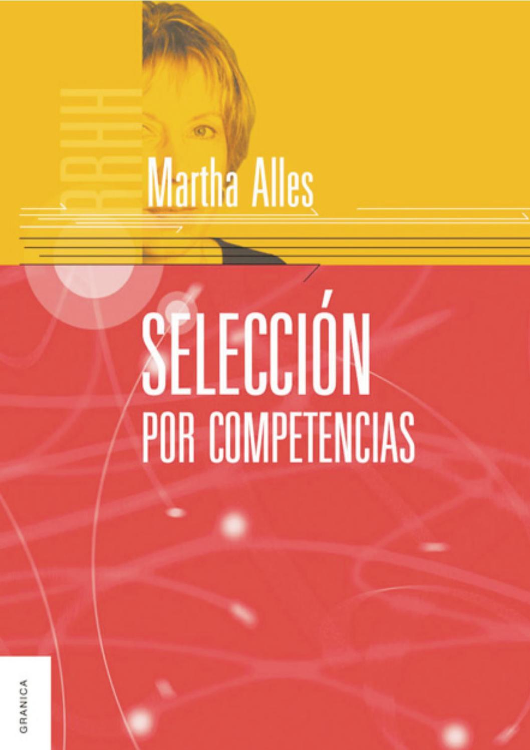 Seleccion Por Competencias By María Constanza Fuller Martins Issuu
