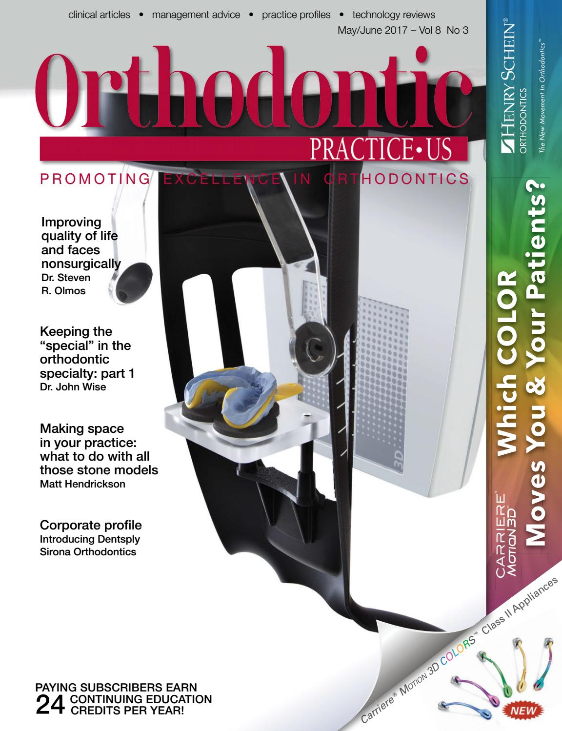 orthodontic practice us vol 8 no 3 may june 2017 by medmark, llc issuuorthodontic practice us vol 8 no 3 may june 2017