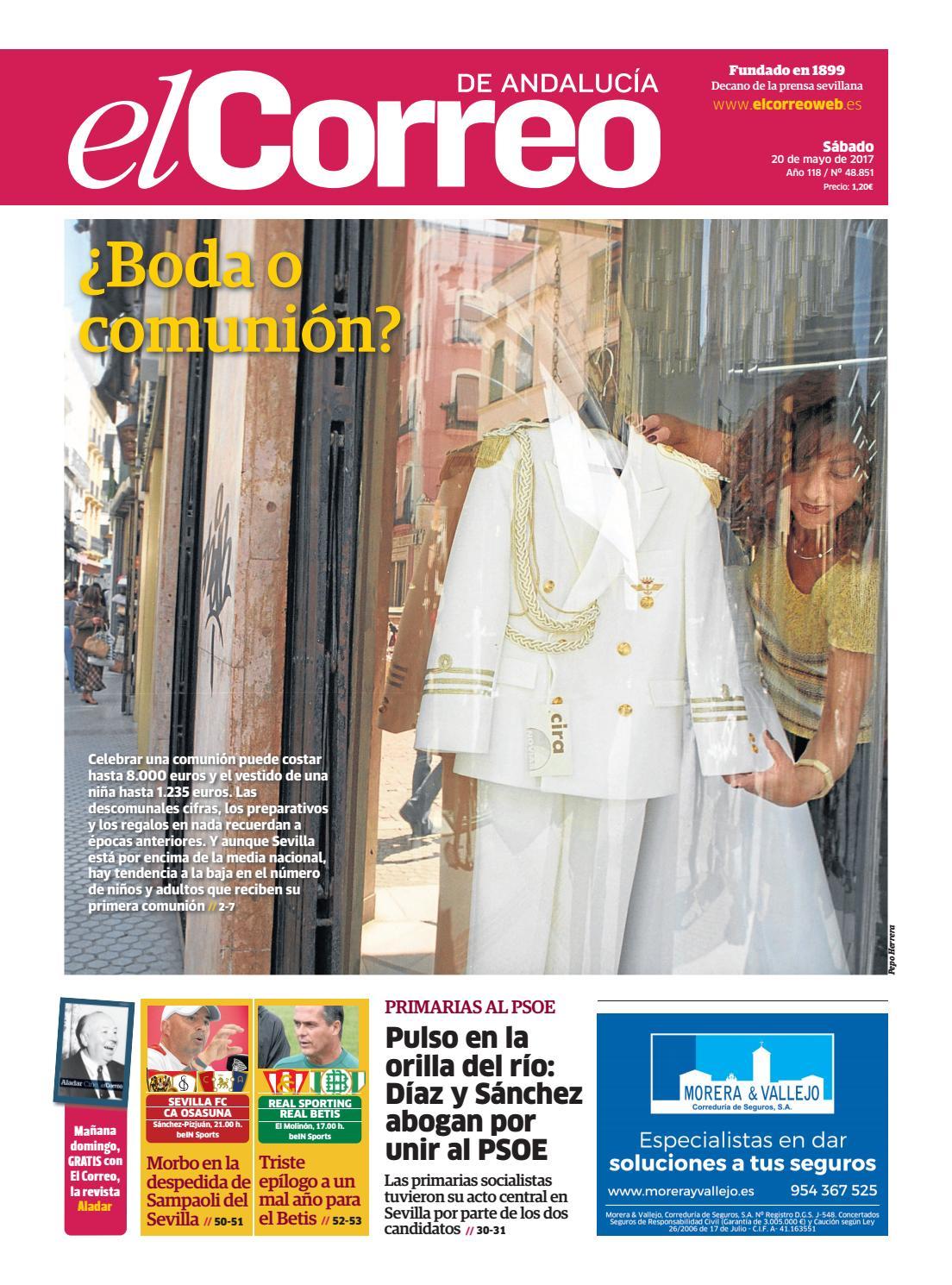 20 05 2017 El Correo de Andalucía by EL CORREO DE ANDALUCÍA S.L. - issuu 985a28cf324