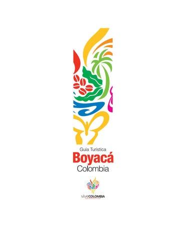 Guia Colombia Boyaca by schmeiske - issuu