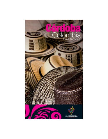 Guia Colombia Córdoba by schmeiske - issuu 3bee1081868