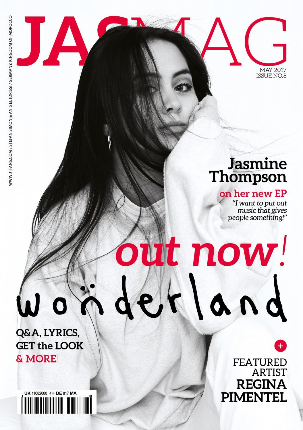 Jasmine Thompson - JasMag #8 by JasmineFanpage - issuu