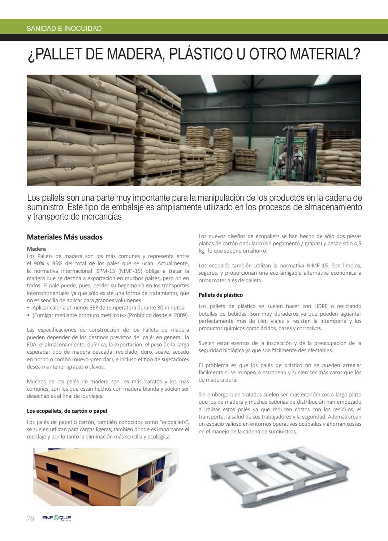 Enfoque Alimentos Nº 24 - Mayo 2017 by Revista Enfoque