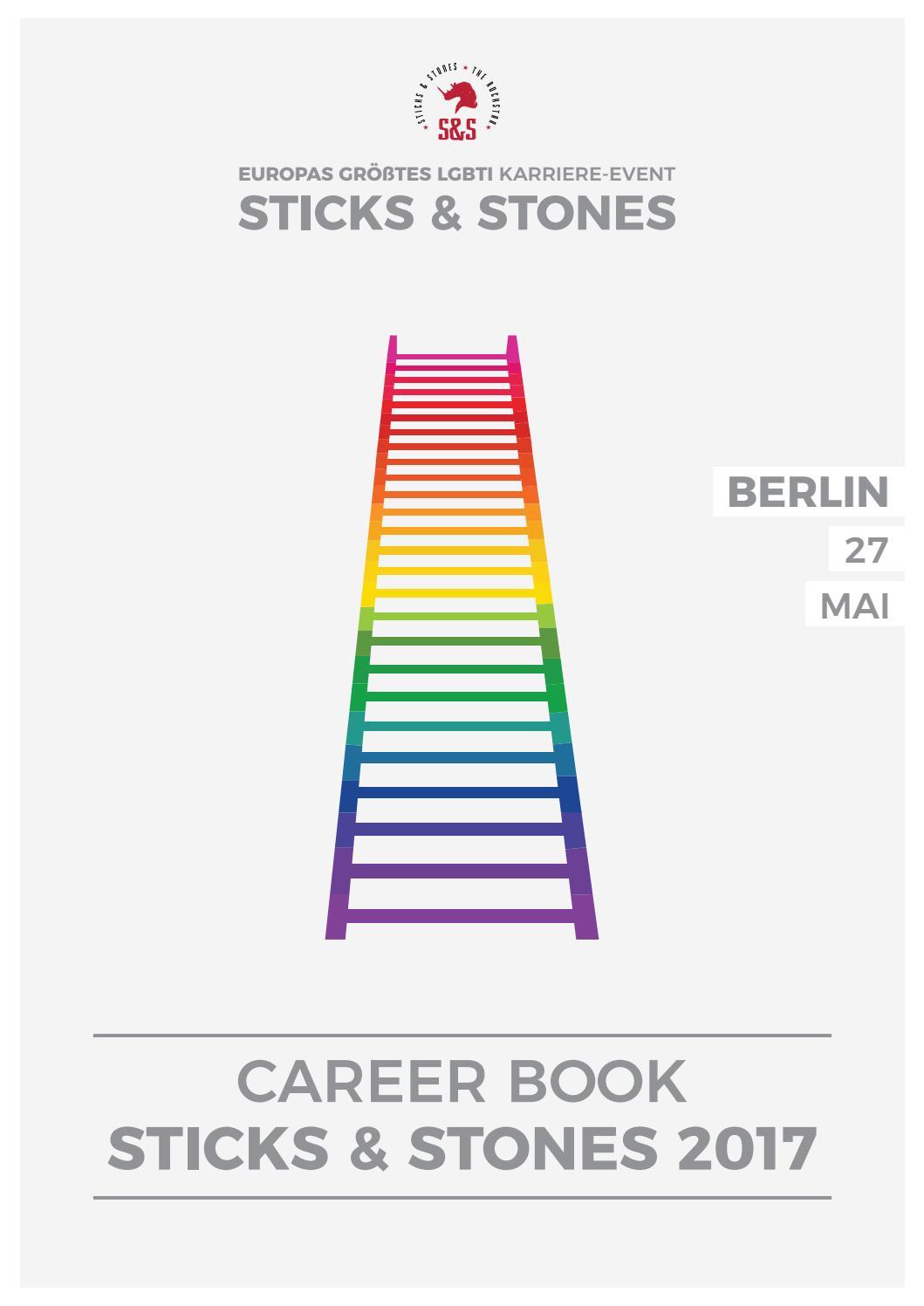 STICKS & STONES Career-Book 2017 by Uhlala_ - issuu