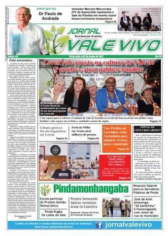 95ddd5b1e0186 Edicao157 by Jornal Vale Vivo - issuu