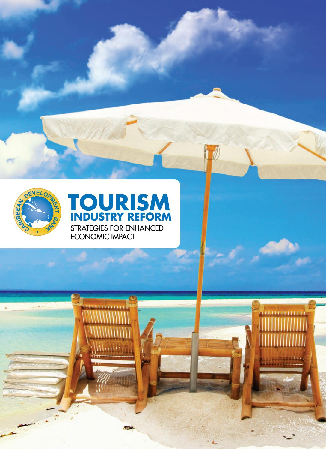 Tourism Industry Reform: Strategies for Enhanced Economic Impact by ...
