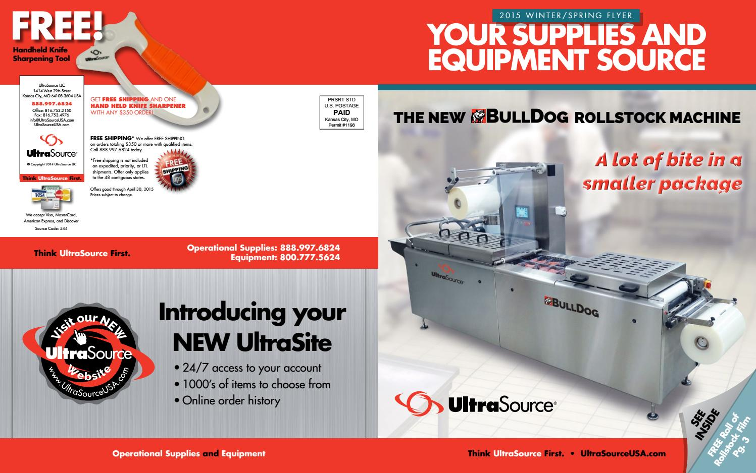 UltraSource 450060 Disposable Polyethylene Gown Pack of 100 Regular