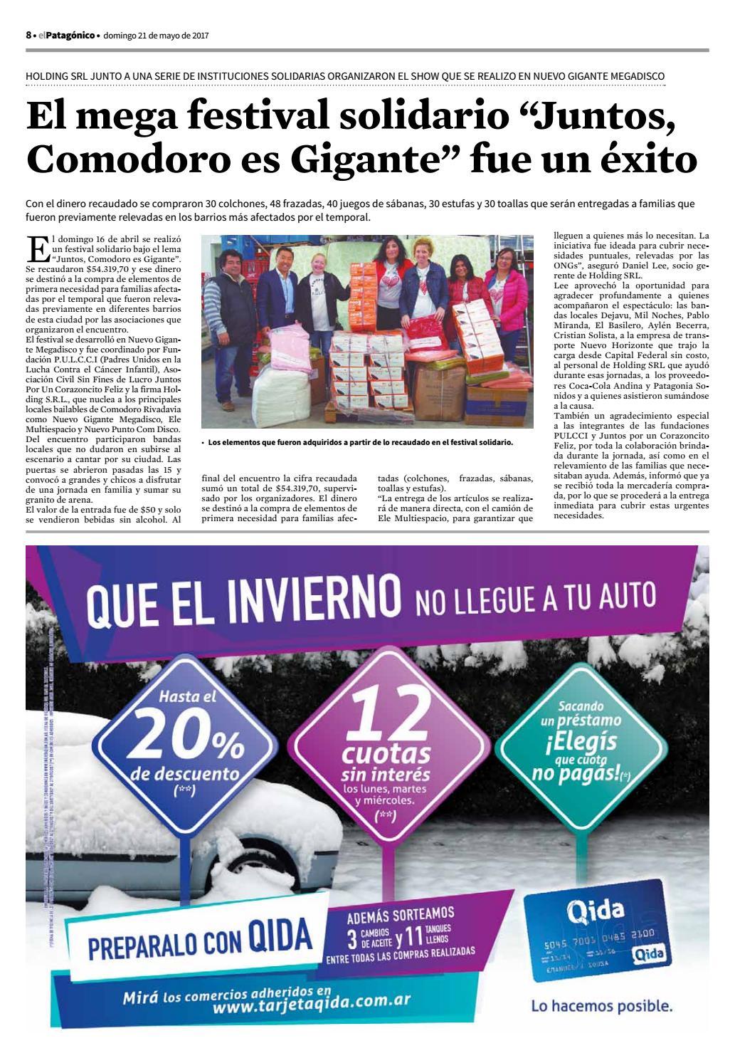 Edicion224920052017pdf By El Patagonico Issuu