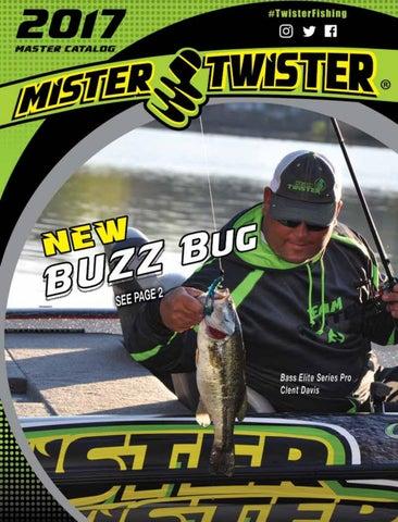 Mister Twister floating Jighead 4 Pack Black FJ4-4-3