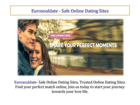 trusted dating sites