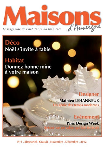 Maisons d Auvergne - N°1 by Agence Bazot - issuu 8a44ea3b7fd7