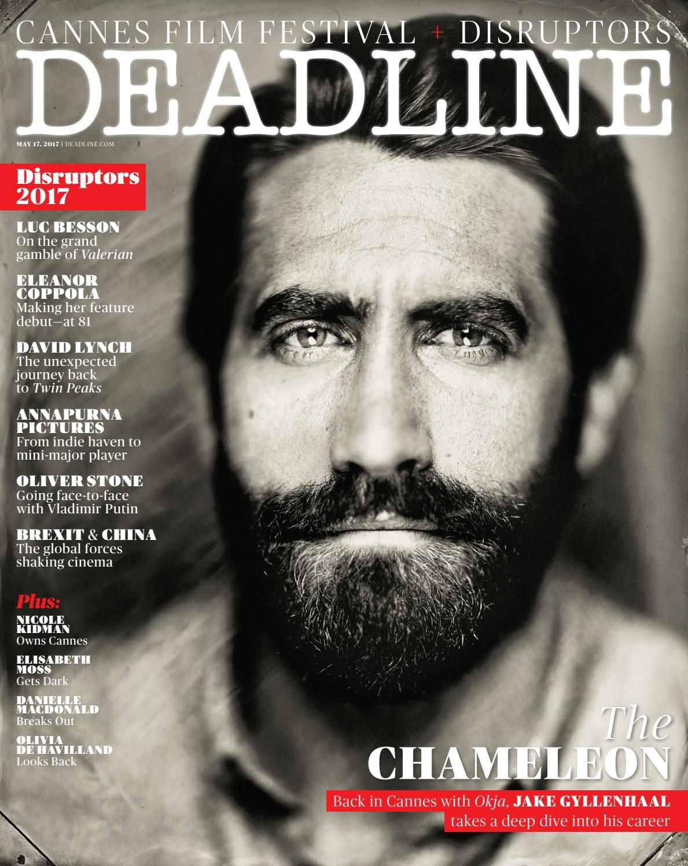 Deadline Hollywood - Cannes Film Festival - Disruptors 2017