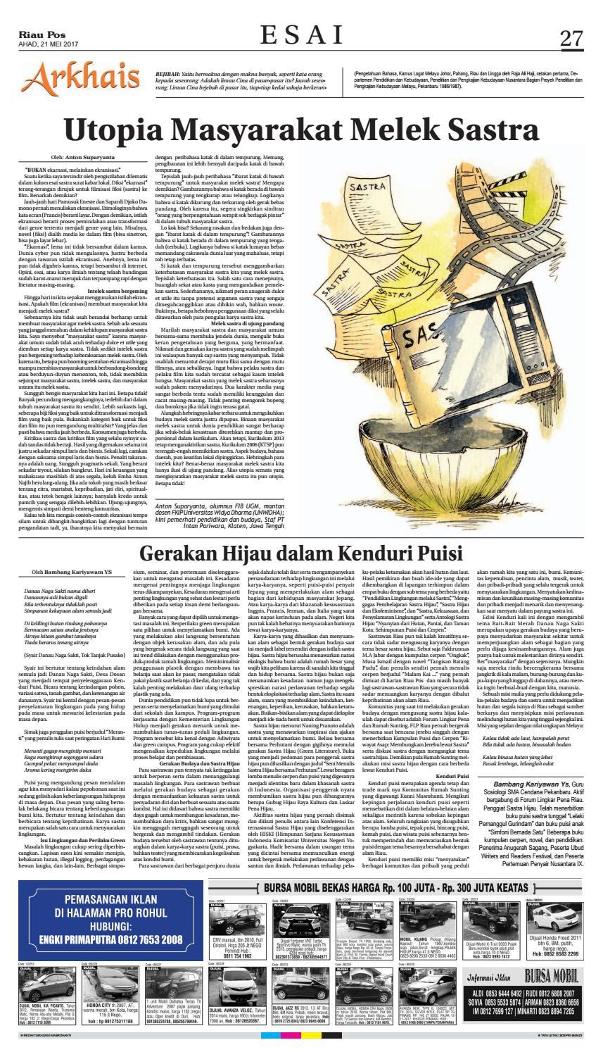 2017 05 21 By Riau Pos Issuu