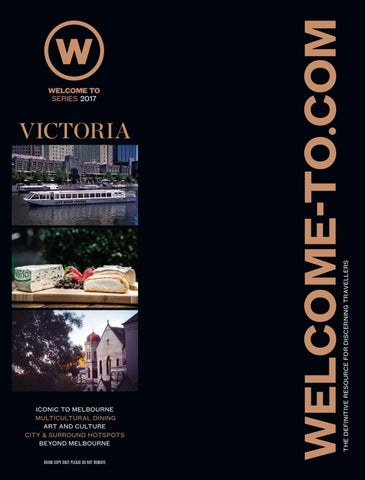 Welcome To  Victoria 2017 by Niche Media - issuu c2840ac5ae6