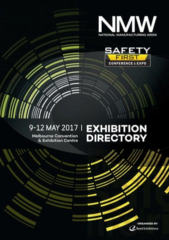 NMW & Safety First Exhibition Directory 2017 by Reed Exhibitions AU