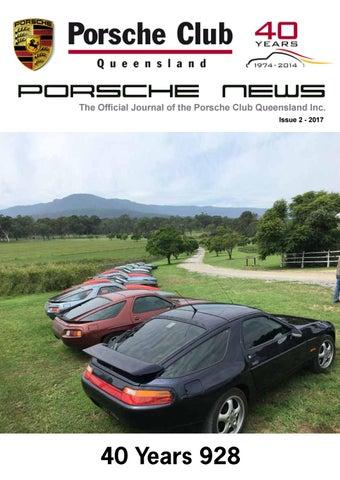Porsche News 2 2017 By Composite Colour Issuu