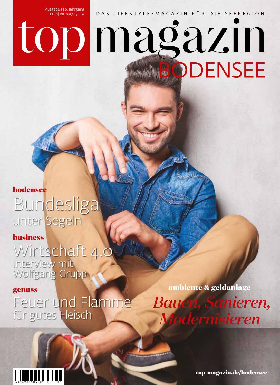 Top Magazin Bodensee Frhjahr 2017 By