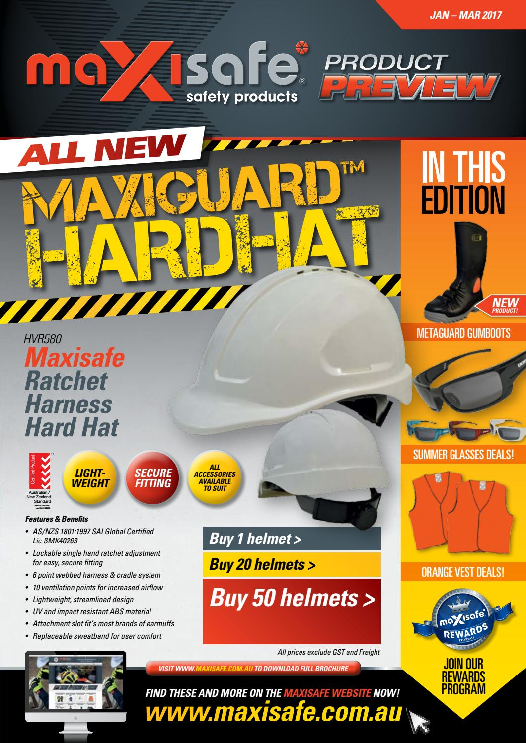 Personal Safety Care Equipment in Australia by maxisafe - issuu