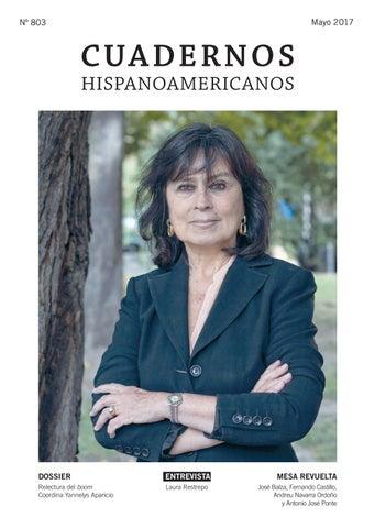 Cuadernos Hispanoamericanos N 803 Mayo 2017 By Aecid