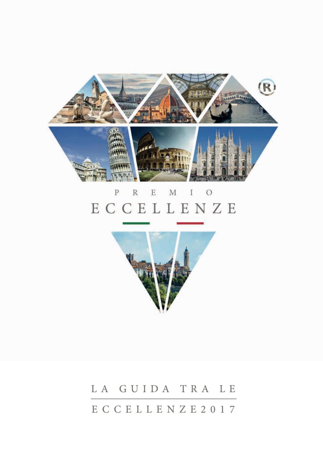 Annuario2017 La Guida Tra Le Eccellenze Italiane By