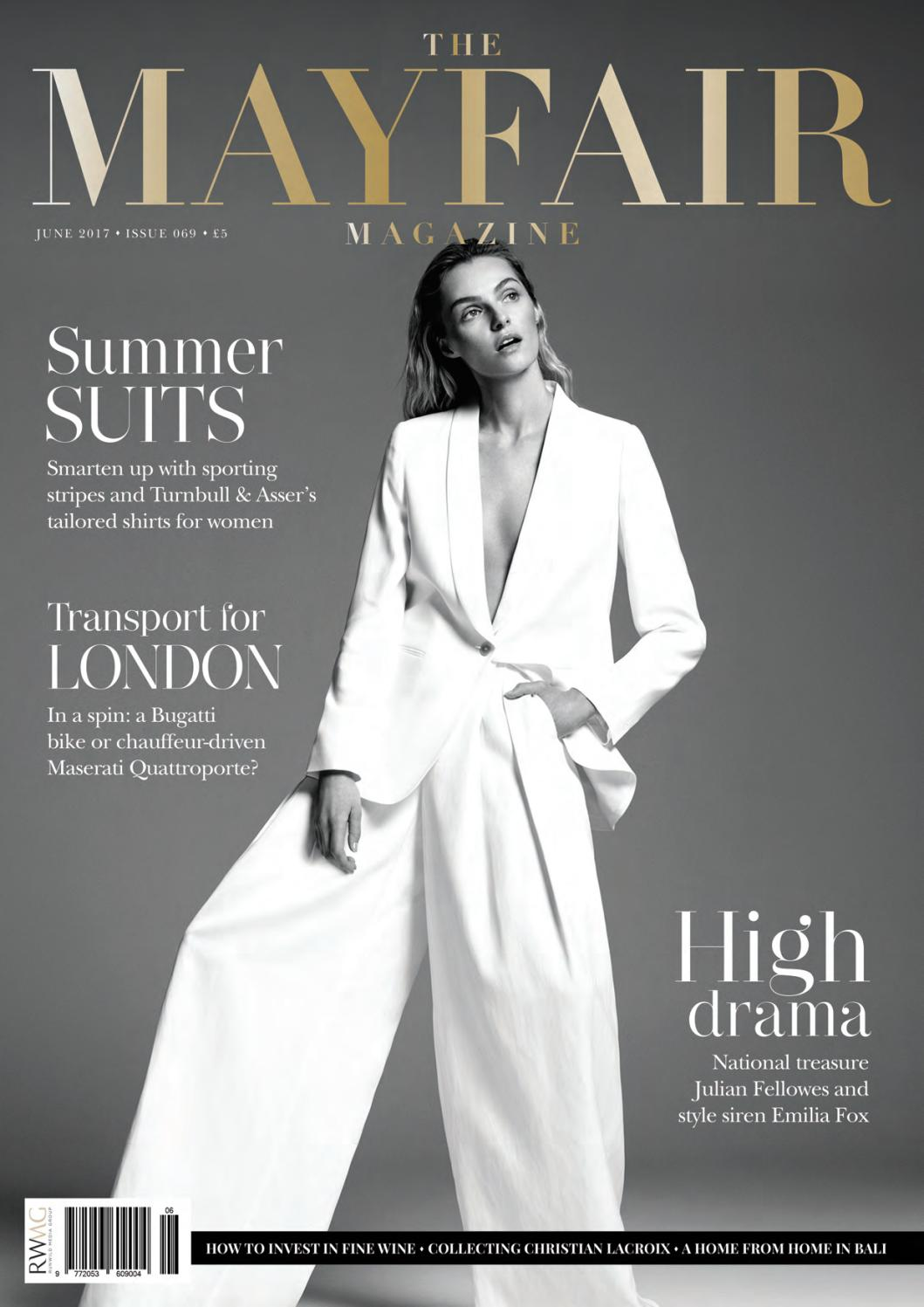 The mayfair magazine june 2017 by runwild media group issuu for The mayfair
