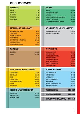34f5ebb4f44c92 Gastronoble catalogus by OneStopHorecaShop - issuu