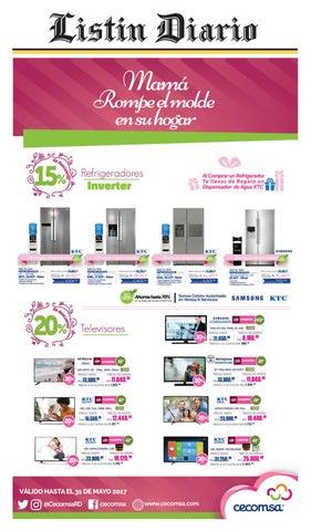 91c27ecb149 LD 22-05-2017 by Listín Diario - issuu