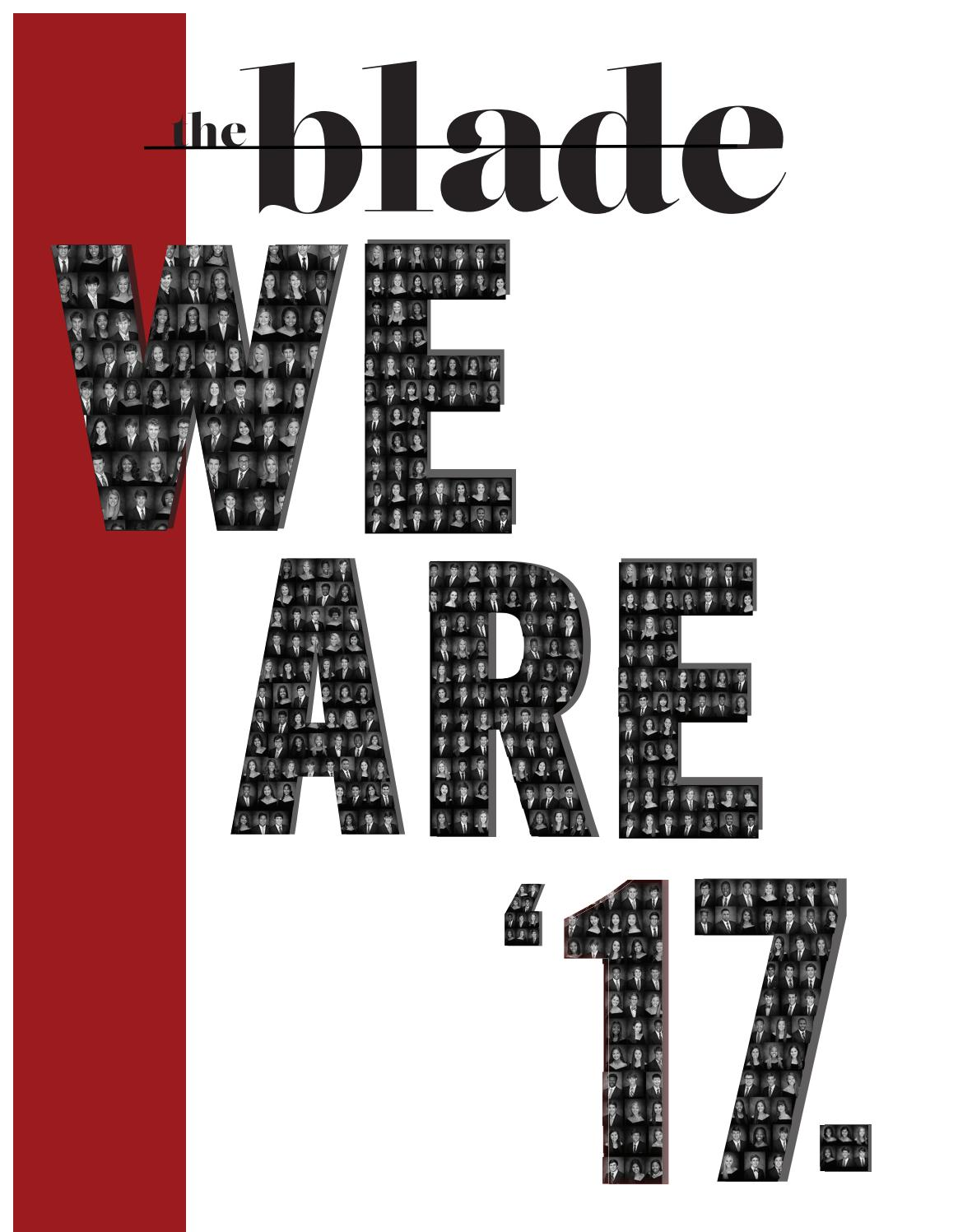 The Blade - Senior Issue Volume 114, Issue 4 by Woodward Academy ...