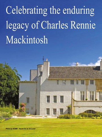 Page 24 of Celebrating the enduring legacy of Charles Rennie Mackintosh
