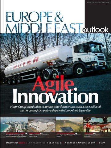 Europe & Middle East Outlook - Issue 18