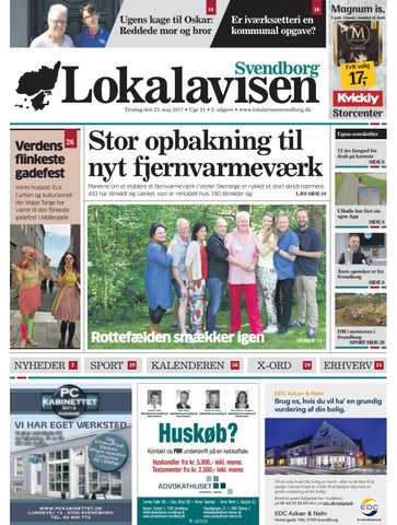 b7c6623a2f4 Lokalavisen Svendborg uge 21 by Lokalavisen Svendborg - issuu