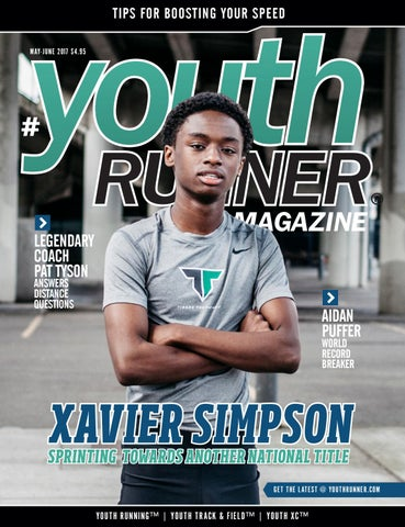 Youth Runner Magazine May June 2017 by Gosportz Media, LLC