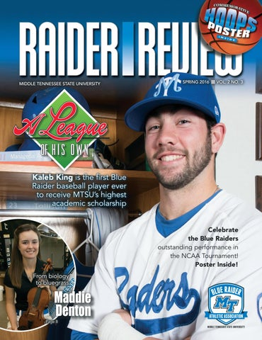 Raider review february 2016 by middle tennessee state university issuu page 1 malvernweather Gallery