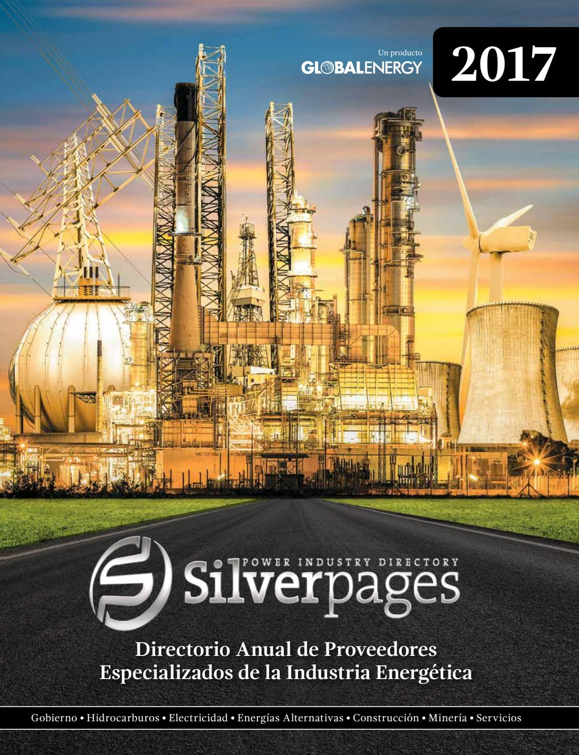 Silver pages 2017 by Global Energy México - issuu