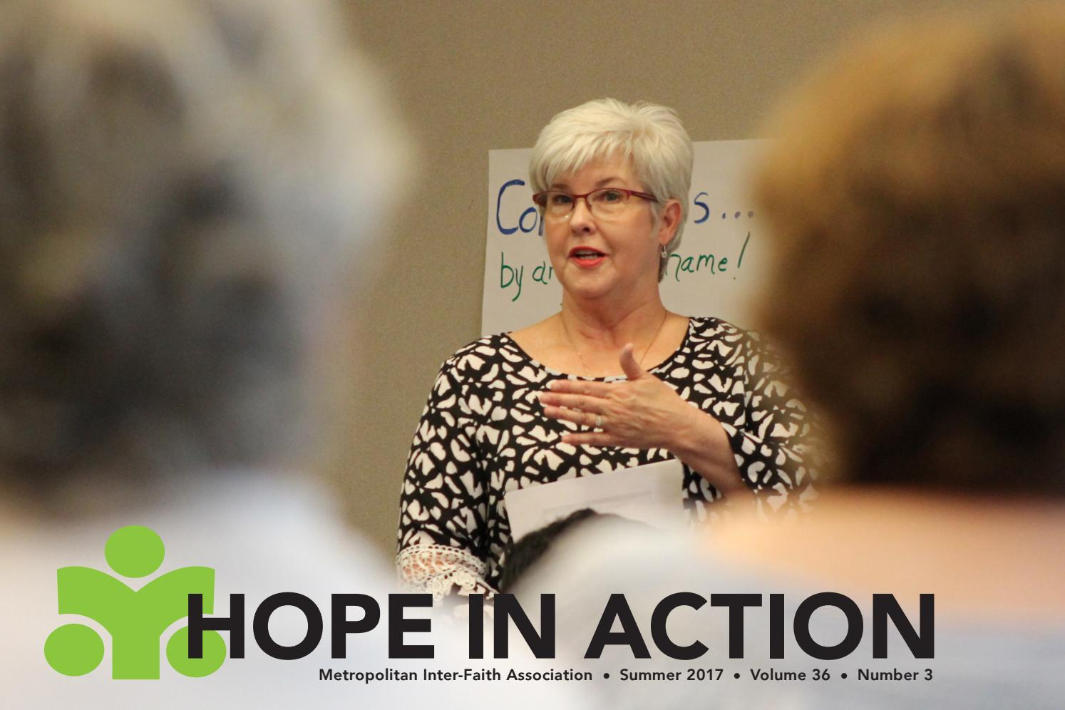 Hope In Action Summer 2017 By Mifa Issuu