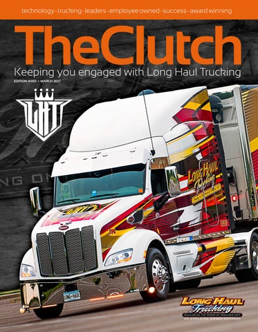 Long Haul Trucking >> Lht Mag Final Hires By Long Haul Trucking Issuu