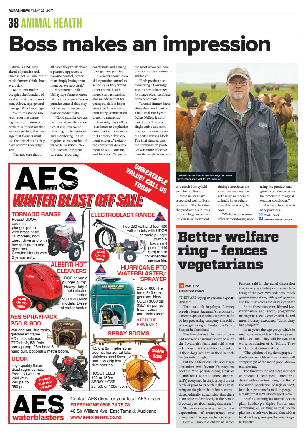 Rural News 23 May 2017 by Rural News Group - issuu