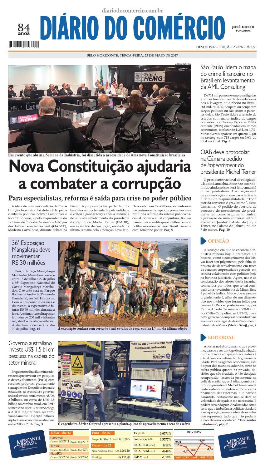 23376 by Diário do Comércio - Belo Horizonte - issuu 1645131d50