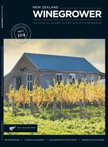 e6ca9d152c6 NZ Winegrower June July 2017 by Rural News Group - issuu
