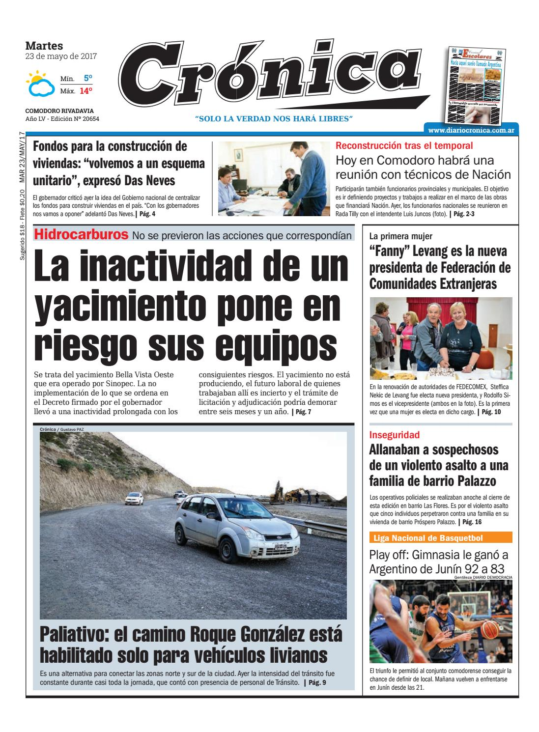 cbbfebe518 9e679d6850c7da93ddf404c68a06dcd8 by Diario Crónica - issuu