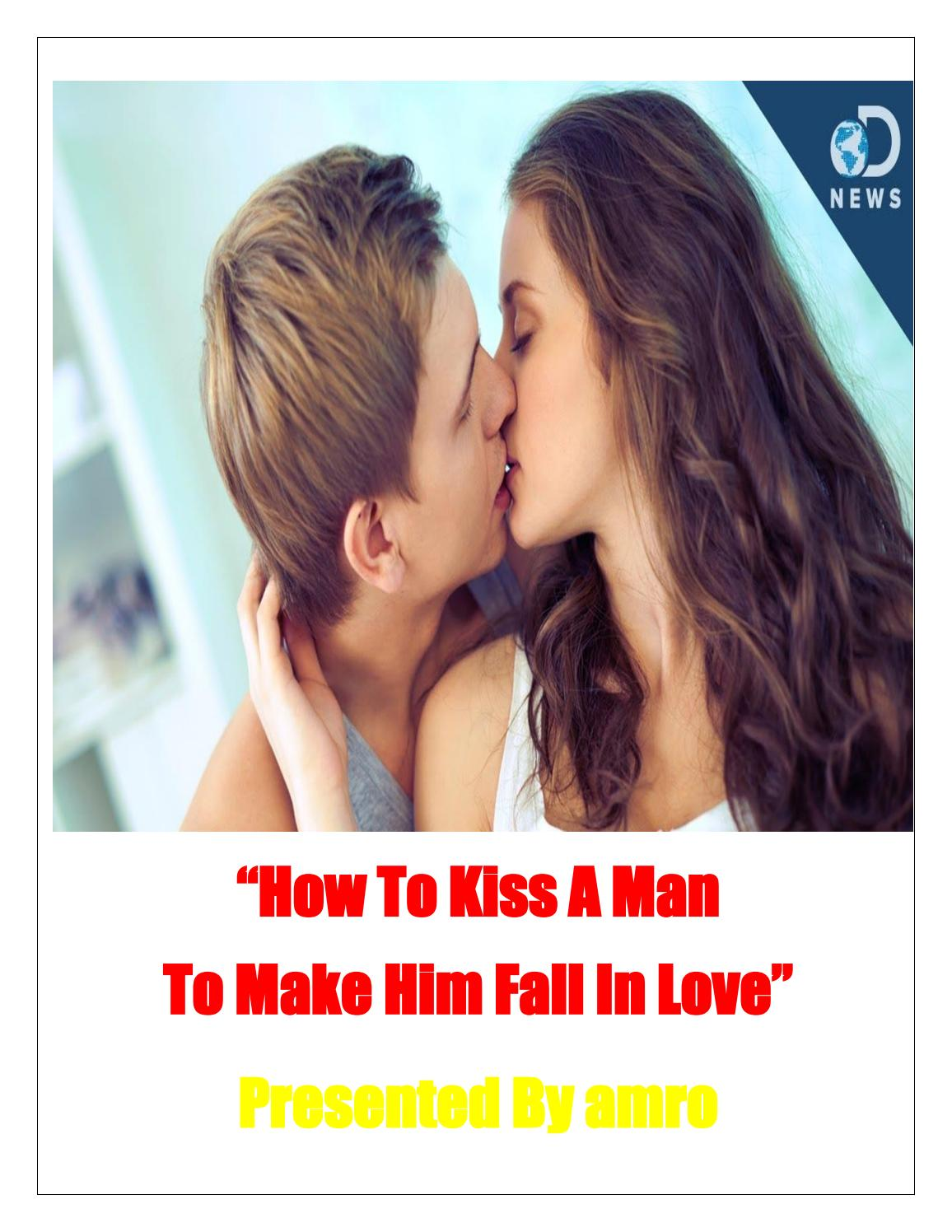 how to kiss people