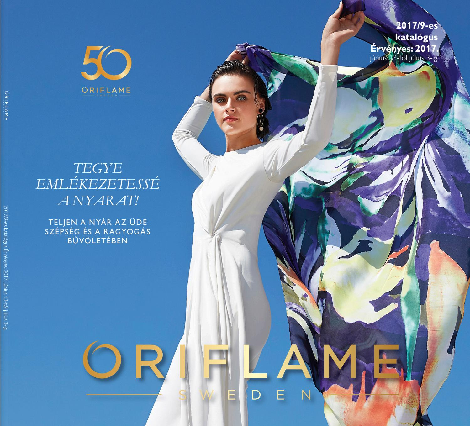 Oriflame 2017 9 es katalógus by Andrea Molnar-Rozvadszky - issuu a6570bfa17