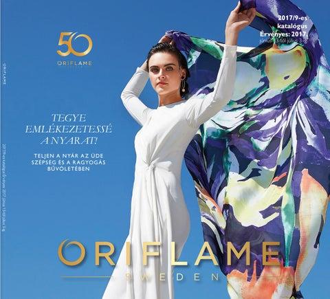 Oriflame 2017 9 es katalógus by Andrea Molnar-Rozvadszky - issuu 56399017a6